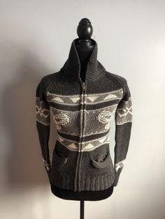 Aritzia Tna Sea To Sky Wool Knit Sweater XS  | eBay Darth Vader, Sky, Wool, Knitting, Sweaters, Character, Heaven, Tricot, Breien
