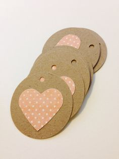Hand crafted paper goods from the Pacific Northwest by PNWpaper Card Tags, Gift Tags, Crafts For 2 Year Olds, Decorated Gift Bags, Book Page Crafts, Paper Rosettes, Creative Gift Wrapping, Baby Shower Fun, Cute Packaging