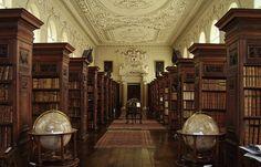 Biblioteca del Queen's College de Oxford