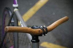 Deer Runner Thick Oak Handlebars