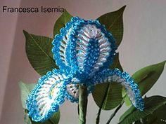 Ravelry: orchidea pattern by Francesca Isernia