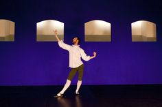 BMW Tate Live: Performance Room – Pablo Bronstein | Tate