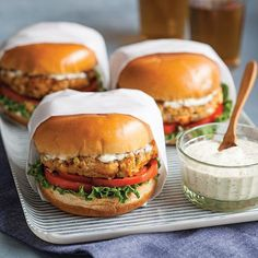 These Crawfish Burgers freeze well. You'll be thanking yourself (and us!) the next time that crawfish craving hits.