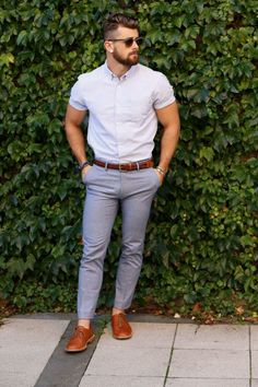 Hump Day Style. Man and Fashion