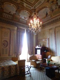 """Camera di """"Grand Hotel Continental"""", Siena Italia (Marzo)"""