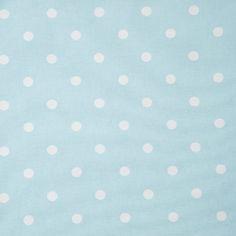 Cotton Fabric | Spot Cotton Duck | CathKidston