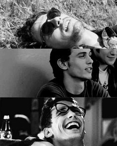 James Franco is adorable in a lovable stoner type of way