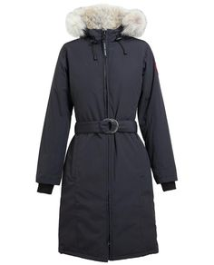 CANADA GOOSE | Whistler Duck-Down Belted Bomber Coat