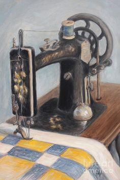 'Gramma's Machine' by Linda Hall