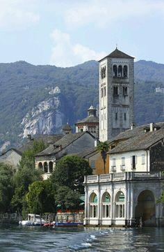 #Lago d'Orta, #Piemonte - Cuneo