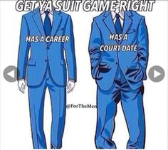 How to wear your suit