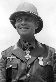 """feuerzangenbowle: """" Erwin Rommel, oder auch besser bekannt"""