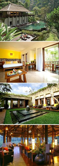 Verblijf in het vijfsterren Maya Ubud Resort & Spa op Bali en ervaar Ubud zoals het echt is! Dit hotel in Balinese stijl kijkt uit over groene rijstvelden en het regenwoud. Dat wordt genieten vanuit het infinity zwembad of in je villa met privézwembad. Met de mogelijkheid om o.a. een les yoga of meditatie te volgen, verveel je je hier niet!