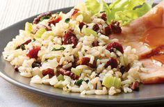 Mahatma - Cranberry Brown Rice Dressing - America's Favorite Rice