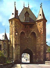 Villeneuve sur Yonne, France