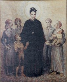 St. Magdalene of Canossa was an Italian Religious Sister and foundress. She was a leading advocate for the poor in her region... She formed the Congregation of the Daughters of Charity, Servants of the Poor. The new congregation started to care for poor children and to serve in the city's hospitals. The Canossian Daughters of Charity have communities serving the poor and bearing witness to the Catholic faith on every continent....