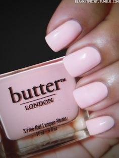 Pretty Pink Pastels Nails ~ This Is such a pretty color! #prom #pastel
