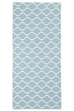 Horredsmattan Plastmatta Wave 70x300 cm Nytt mönster som passar överallt…