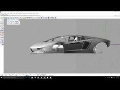 Rhino 3D modeling tutorial - Beginner 3 of 3. - YouTube