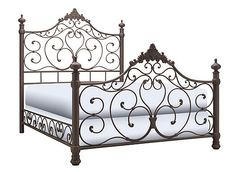 Colton Full Post Bed Full Beds Raymour and Flanigan Furniture