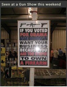 Conservative Musings: The Proper Gun Control Regulation
