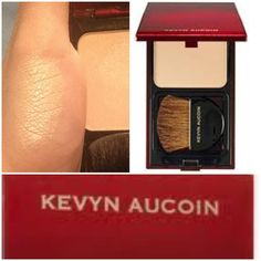 Love love love this Kevyn Aucoin candlelight highlighter ♥
