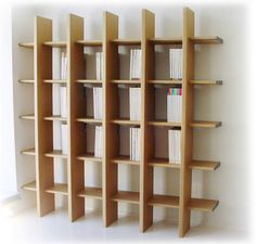 Jeris Organizing Decluttering News Shelving And Other Storage Made From Cardboard
