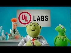 The Muppets videos on Fire Safety, Holiday Safety and Cooking Safety!