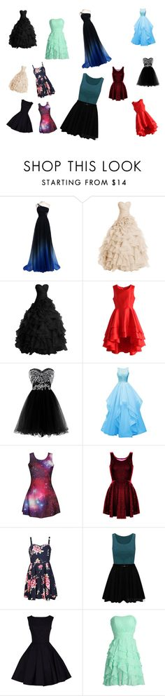 """""""dress  for hogworts"""" by tracy-douglas-1 on Polyvore featuring Chicwish, Ally Fashion, women's clothing, women's fashion, women, female, woman, misses and juniors"""