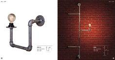 for the bathroom: http://www.light-loft.com/product/ZIMA