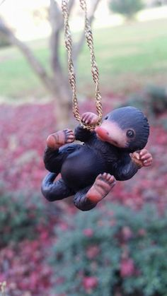 Post with 37 votes and 20765 views. Shared by aishavoya. Niffler from Fantastic Beasts and Where to Find Them Gifts For Nature Lovers, Fantastic Beasts And Where, Harry Potter World, Mischief Managed, Ravenclaw, Girl Gifts, Hogwarts, Nerdy, Creatures