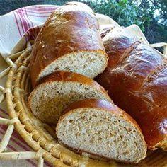 Best sourdough rye bread recipe on pinterest for Canape bread tubes