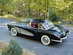 1959 Corvette. www.jeffreymarkell.com #corvette #gmsbestcar #homeloanjeff