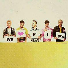 & VIPs LOVE BIGBANG <3