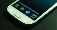 awesome Galaxy S III - test