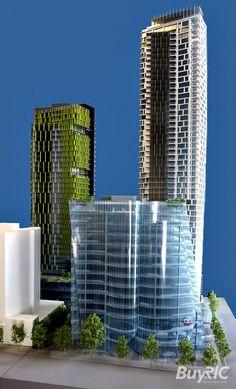 $500 Million Burrard Gateway Project – Burrard Place, Vancouver, BC ➤ http://buyric.me/13l24sc