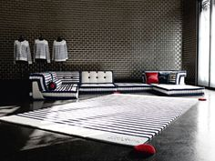 Collection Roche Bobois Jean-Paul Gaultier 2010