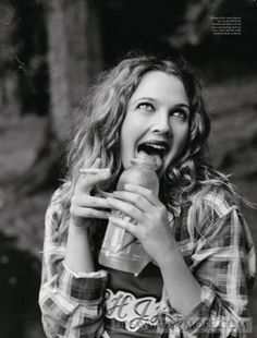 The 90's Drew Barrymore and Other Nice Things