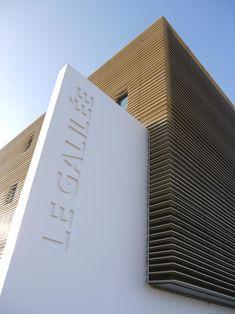 Le Galilée  UDZ Andromède by Studio Bellecour, Blagnac - TOULOUSE, France, Completed 2008-2010