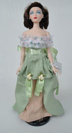 Ashton Drake Gene Marshall Savannah Vinyl Doll 1997   eBay