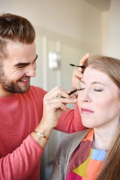 "Joey Healy is one of the foremost eyebrow specialists in New York. He knows that eyebrows are not ""one size fits all."" 