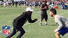 Watch Kendrick Lamar & ScHoolboy Q Hang Out at Rams Training Camp - http://www.trillmatic.com/watch-kendrick-lamar-schoolboy-q-hang-out-at-rams-training-camp/ - Watch Kendrick Lamar & ScHoolboy Q get down on the gridiron to show off their skills at L.A. Rams training camp. We'll we see Kendrick in the NFL soon? #NFL #Rams #TDE #BlankFaceLP #TPAB #ToPimpAButterfly #Football #Trillmatic #TrillTimes