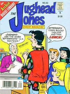 Jughead Jones is a fictional character in Archie Comics who first appeared in the comic in December 1941. Description from imgarcade.com. I searched for this on bing.com/images