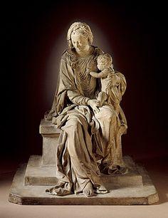 Vierge à l'enfant HOYAU, Charles Lacma