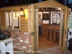 The Doghouse is an entrant for Shed of the year 2014 via @readersheds  #shedoftheyear