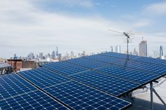 MOTHERBOARD : Brooklyn Microgrid is trying to build a neighbor-to-neighbor green energy market using the Ethereum blockchain.