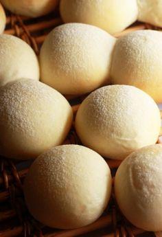 White bread「白パン」るぐーて | お菓子・パンのレシピや作り方【corecle*コレクル】