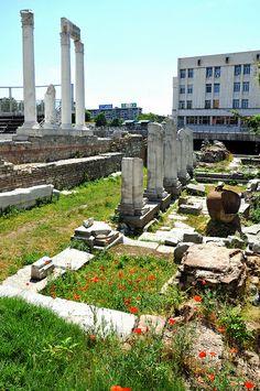 Roman Odeon, Plovdiv, Bulgaria