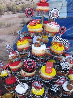 Disney Pixar Car's Party Birthday Party Ideas | Photo 7 of 71 | Catch My Party