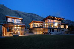 Central Washington River House by McClellan Architects (19)